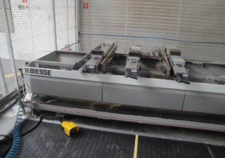 Biesse Rover A 3.30 3 Axes Wood CNC machining centre