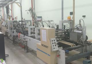 Bobst Bobst Media   100 M II Matic folding machine