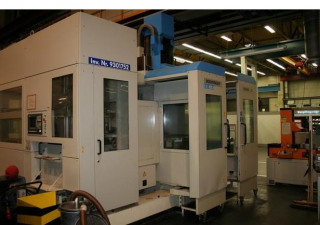 VDF BOEHRINGER Taurus 3 S Vertical 5-Axis CNC Machining Center