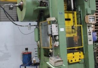 Boettcher & Brueckmann ZRL 250/820 metal press