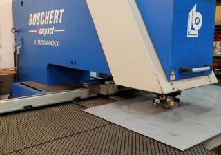 Boschert Compact 1000 CNC punching machine