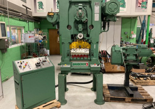 Bruderer BSTA 25 presses, 2 off