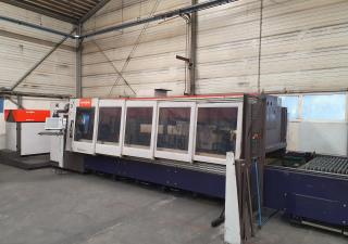 Bystronic BySpeed 3015 Bylaser 4400W laser cutting machine