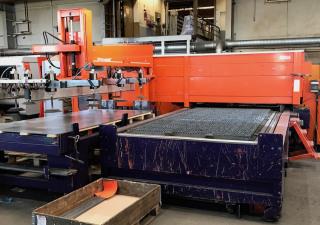 Bystronic Bystar 3015 laser cutting machine