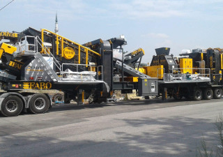 FULLSTAR-60 Crushing, Washing & Screening  Plant