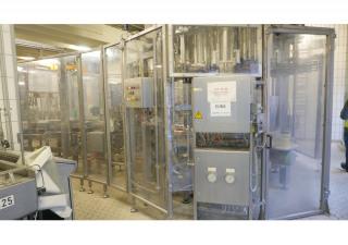 Station de remplissage de fûts complète KHS Till