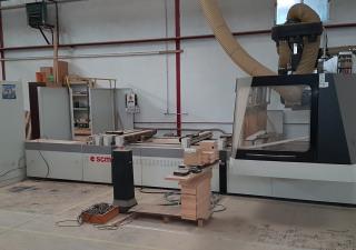 SCM Record 132 TVN Wood CNC machining centre
