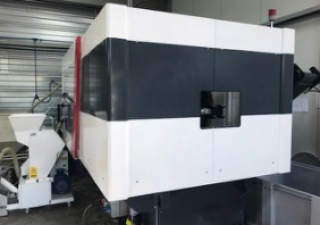 Cincinnati Milacron Mega T 200 T 200-970 Injection moulding machine