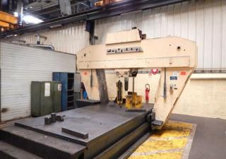 Comessa 220 t metal press