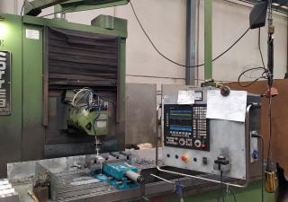 Correa A25/30 cnc universal milling machine