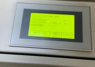 Système de chargement / déchargement Tecona pour les systèmes d'inspection et de test