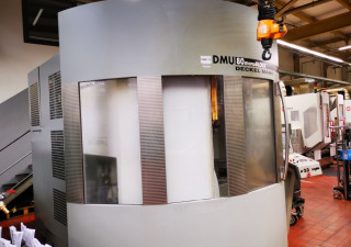 DECKEL- MAHO DMU 80 monoBLOCK Machining center - 5 axis