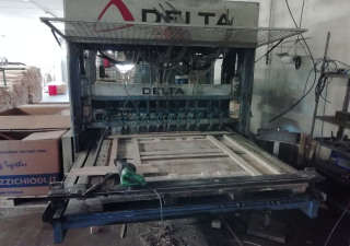 Used DELTA CHA1500 Plant