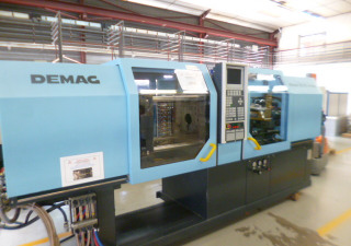 Demag 80T ERGOTECH COMPACT 310 Injection moulding machine