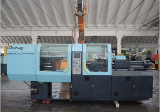 DEMAG Concept 1250-440 Injection moulding machine