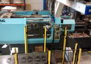 DEMAG Ergotech 500-5200 Injection moulding machine