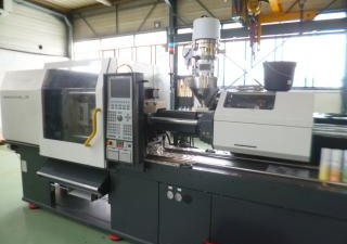 Demag Ergotech System 800/200 Injection moulding machine