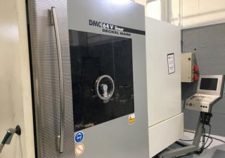 DMG DMC 64V high speed machining center