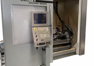 Used DMG DMC 835 V Machining center - vertical