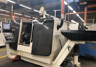 CNC lathe DMG MORI CTX 450 ecoline