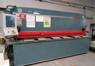 Durma VS 3006 hydraulic shear
