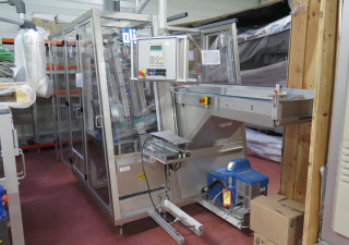 OLI OLI 210 + OLIMAT 1/300 Case packer