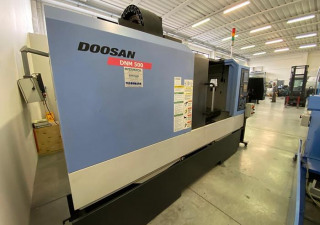 DOOSAN DNM500