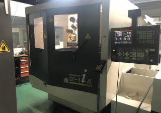 Fanuc ALPAHA 1iA Wire cutting edm machine