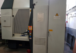 HAAS MULTIGRIND HT 7-axis controlled grinding machine