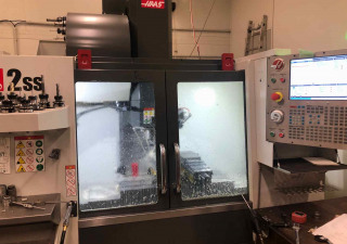Haas VF - 2SS Machining center - vertical