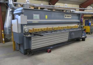 Haco HSLX 4013 CNC shears