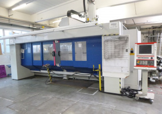 Hamuel Reichenbacher ECO-NT 3610-1K Universal 5-Axis Machining Center