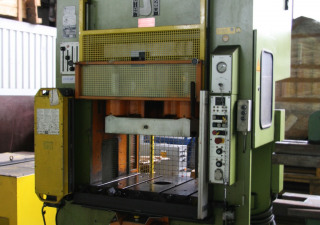 HANS SCHOEN UTE-B (UVV) Hydraulic Double-Column Press