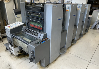 Heidelberg SM52-4P Offset four colours