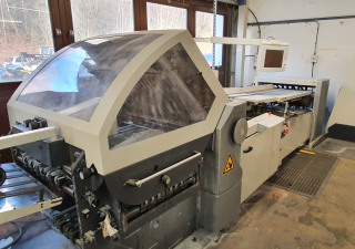 Heidelberg Stahl KH82-4KTL folding machine
