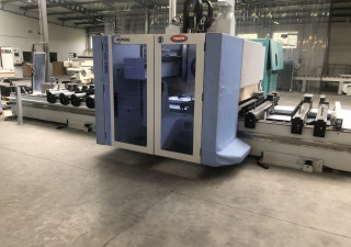 Homag PROFI BMG 511/60/19/A Wood CNC machining centre