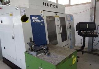 HURCO BMC 4020 HT Machining center - vertical