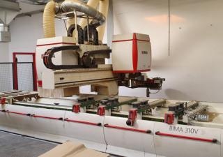 Ima Bima 310V 120/600 Wood CNC machining centre