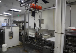 1-Meter Wide Slab Line - Bepex And Sollich Equipment
