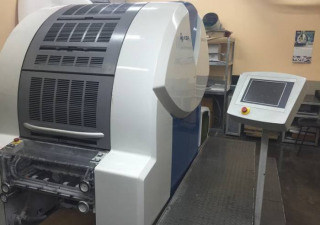 KBA Genius 52-5 Offset five colours