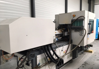 KRAUSS MAFFEI 80T AX FULL ELECTRIQUE Injection moulding machine (all electric)