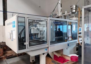 Krauss Maffei KM 200-1400 C2+ Injection moulding machine