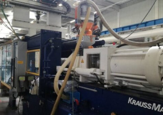 Krauss Maffei KM 500-3500 C2 Injection moulding machine