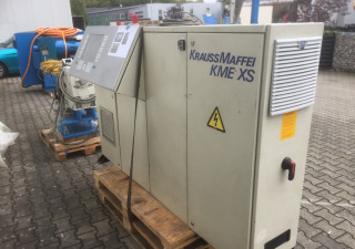 KRAUSS MAFFEI Single screw extruder