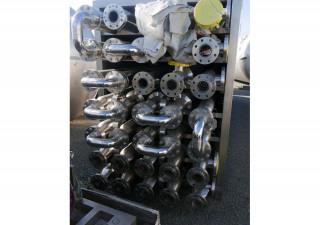 KZE-UHT–Plant KHS Tubular Heat exchanger 15.000 Liter/h