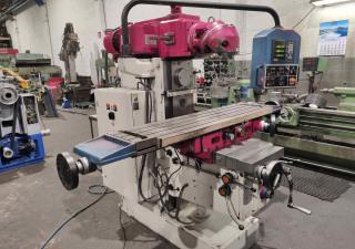 Lagun GMR152 universal milling machine