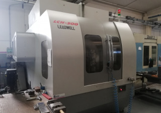 Used Leadwell LCH 500 Machining center - horizontal