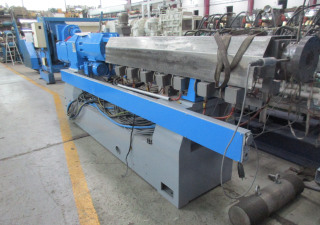 Leistritz ZSE 50GL Extrusion - Twin screw extruder