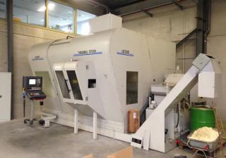LIECHTI 5-axis CNC Vertical Machining Centre
