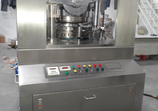 High Speed Double Sided Rotary Tablet Press Machine